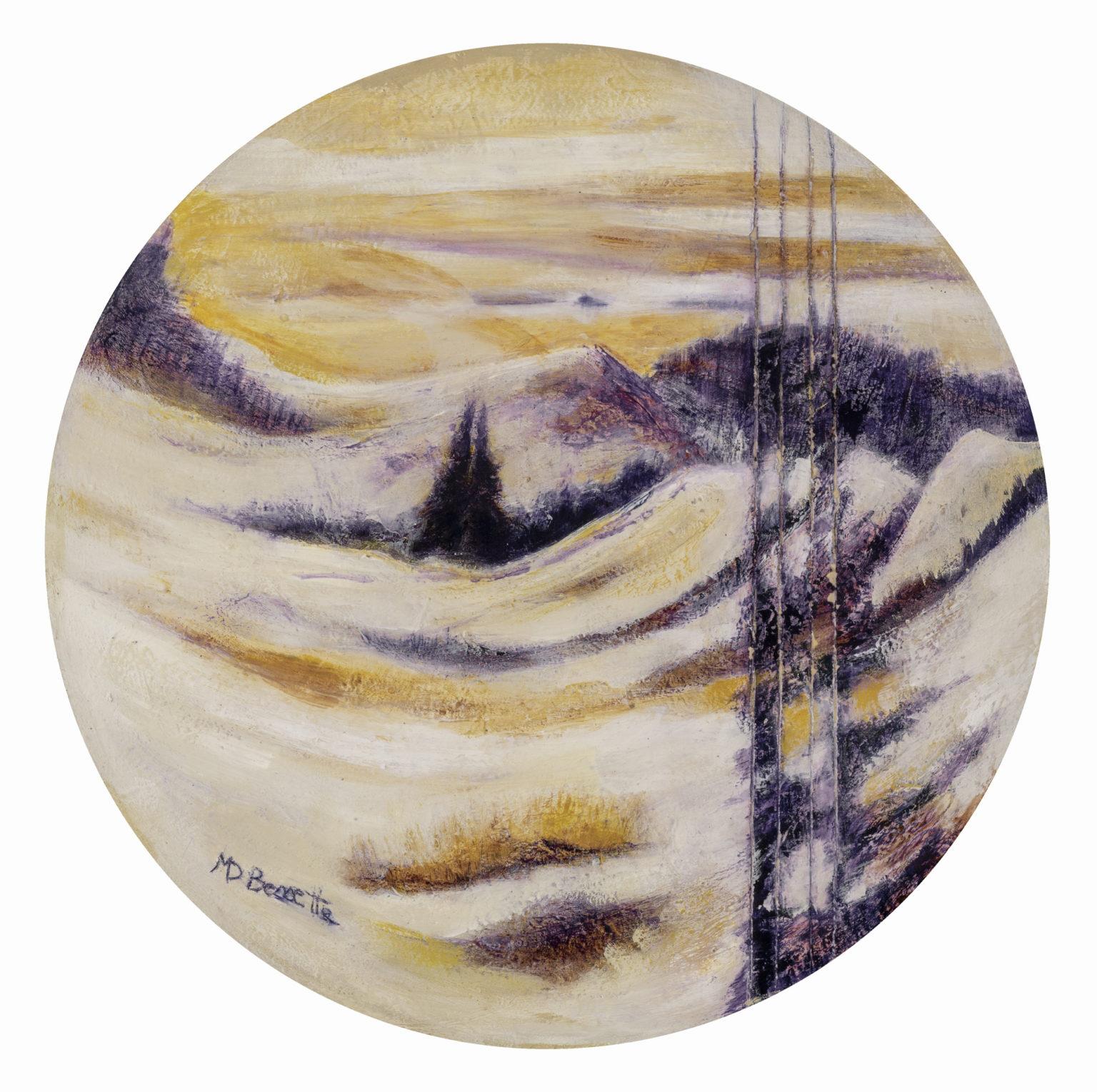 Marie Diane Bessette - The Rhythm of Winter